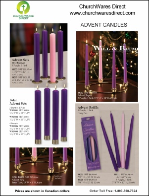 Advent Candles P4